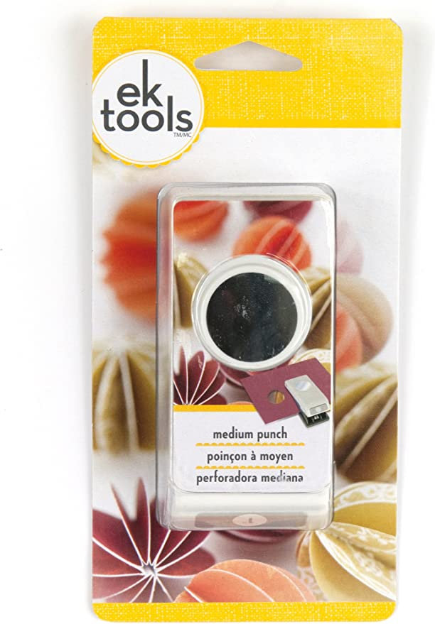 Paper Crafting Punch, 1.75 Square Punch EK Tools-Collectible