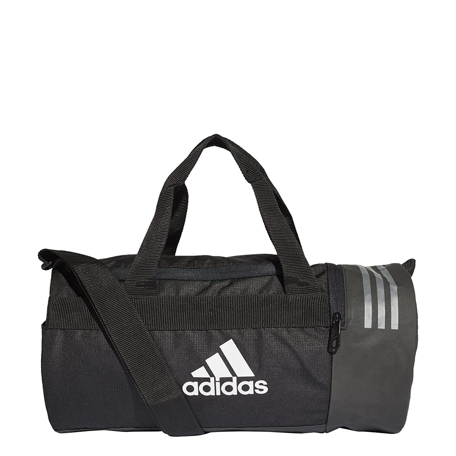 adidas Convertible 3-Stripes Duffel Bag  Amazon.co.uk  Sports   Outdoors 26dbbd5433c71