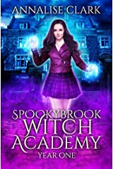 Spookybrook Witch Academy: Year One Kindle Edition