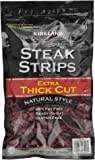 Kirkland Signature Steak Strips Extra Thick Cut, 12 Ounce