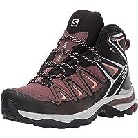 SALOMON X Ultra 3 Mid GTX, Zapatos de High Rise Senderismo Mujer