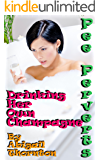 Pee Perverts: Drinking Her Own Champagne