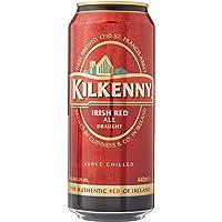 Kilkenny Irish Ale Beer Can, 440ml (Pack of 4)