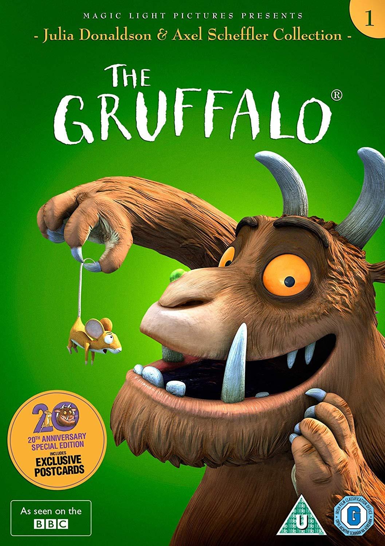 Gruffalo, The Julia Donaldson Collection Edizione: Regno Unito ...
