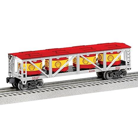 Vat On Train Tickets >> Amazon Com Lionel Shell Vat Car Train Toys Games