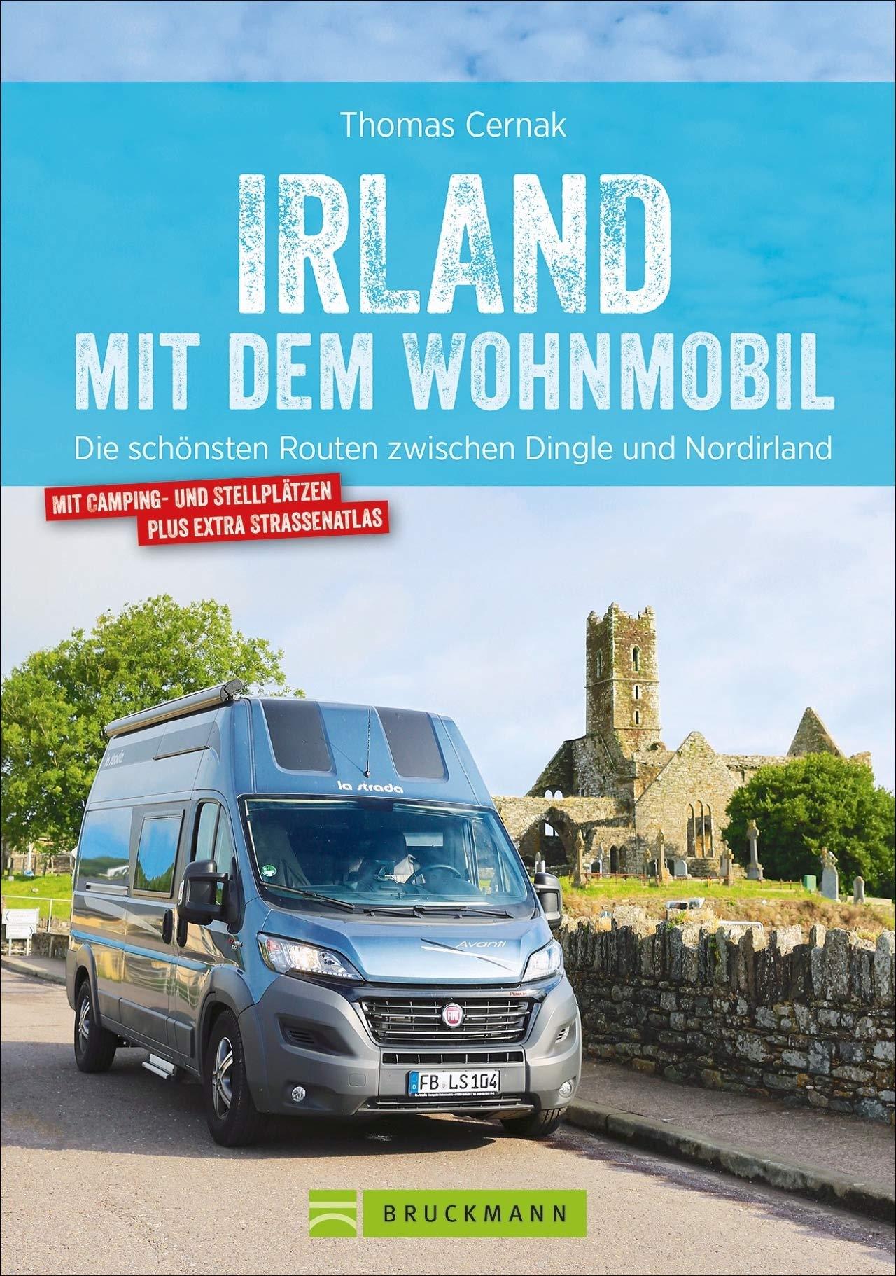 Irland mit dem Wohnmobil: Die schönsten Routen zwischen Dingle und