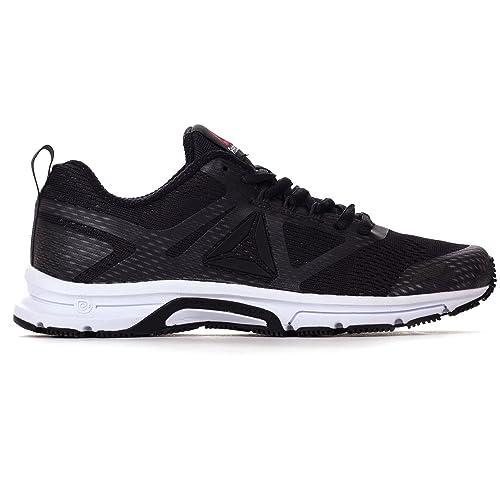 Reebok ahary RUNNER MUJER Atletismo Zapatillas Negras - Negro, 7.5 UK: Amazon.es: Zapatos y complementos