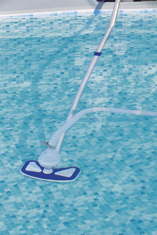 Herzf/örmig Poolreinigung Zweiseitig Putzschwamm Poolwartungssets Schwammblock Reinigungsschwamm Pool Pool Abschaum /Öl Absorbierende Schwamm f/ür Schwimmbad Spa und Whirl Pool
