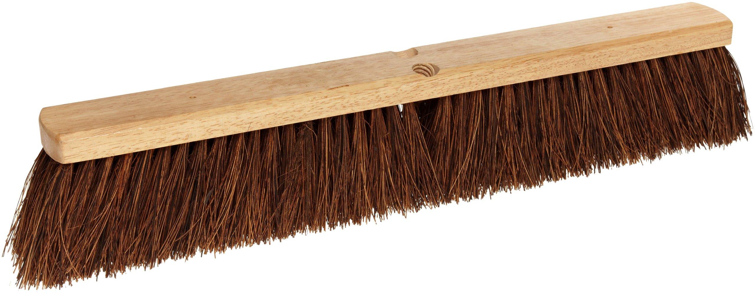 No. 14 Line Garage Brushes - 24'' palmyra garage brushless handle