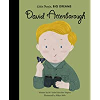 David Attenborough (Little People, Big Dreams): 40