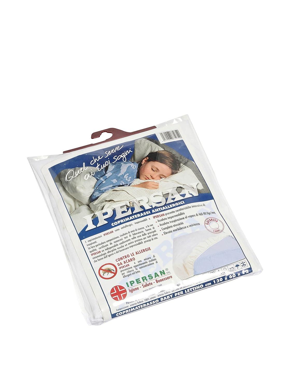 Ipersan Protector de colchón por cochecito impermeable, traspirable, antiallergico cm. 70x32: Amazon.es: Hogar