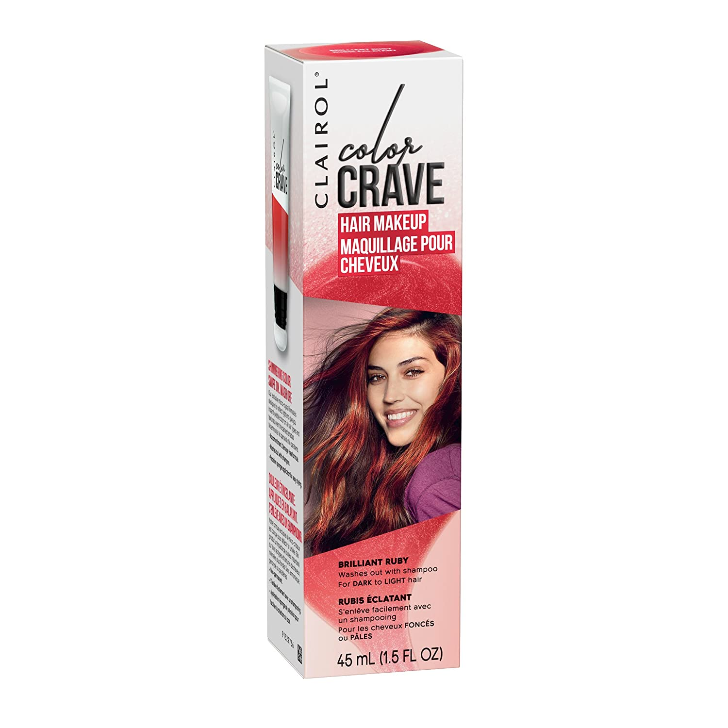 Clairol - Color Crave Hair Makeup Coty 0070018043641