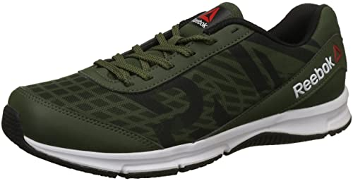 ac4aaedb4a6 Reebok Men s Super Duo Run Green Running Shoes-6 UK India (39 EU)(7 ...