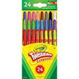 Crayola Mini Twistables Crayons, Pack of 1 ( 24 Count )
