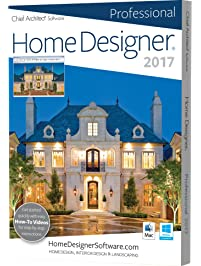 Home garden design lifestyle hobbies software for Chief architect home designer essentials 2017