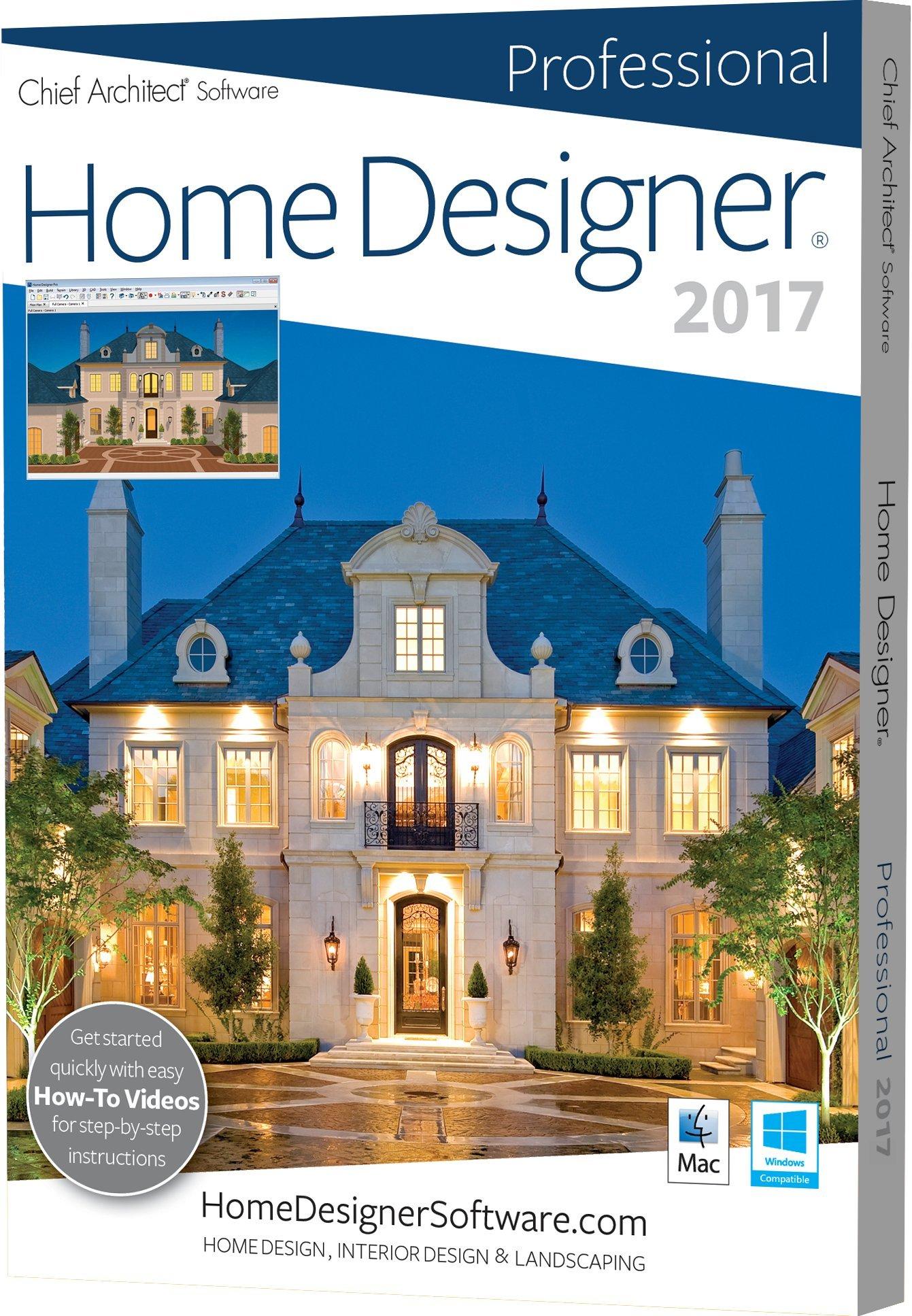 Chief Architect Home Designer Pro 2017 Pc Disc Fox And Grapes