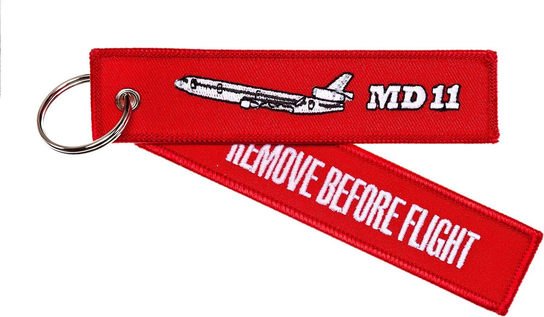 Remove Before Flight Md 11 Sport Freizeit