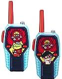 Ryans World Walkie Talkies for Kids, 2 Way Radio Long Range, Light, Sound Effects Kids Toys & Handheld Kids Walkie…