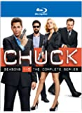 Chuck: Seasons 1 to 5 the Complete Series [Blu-ray]