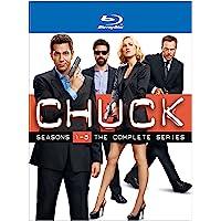 Chuck: The Complete Series - Collector Set  [Blu-ray] [Importado]