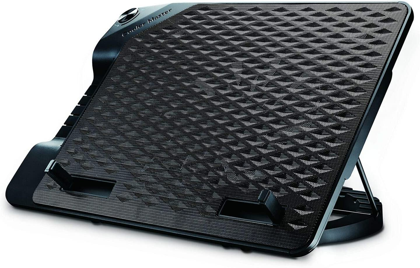 CoolerMaster Laptop Cooler Ergostand III Laptop Cooling Stand with Cooling Fan