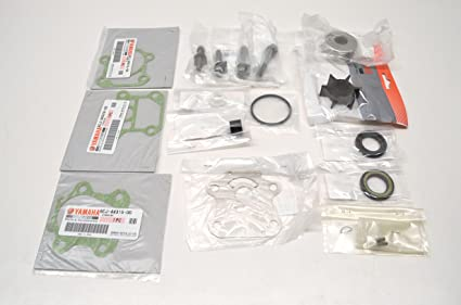 OEM Yamaha F70 Outboard Water Pump Repair Kit 6CJ-W0078-00-00