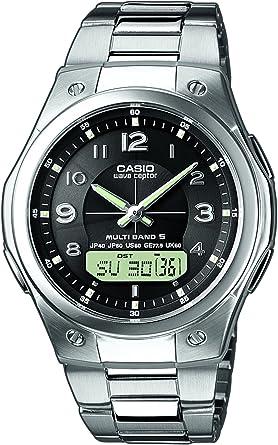 Casio Montre Homme WVA M490D 1AER Wave Ceptor: Amazon  3i5v7