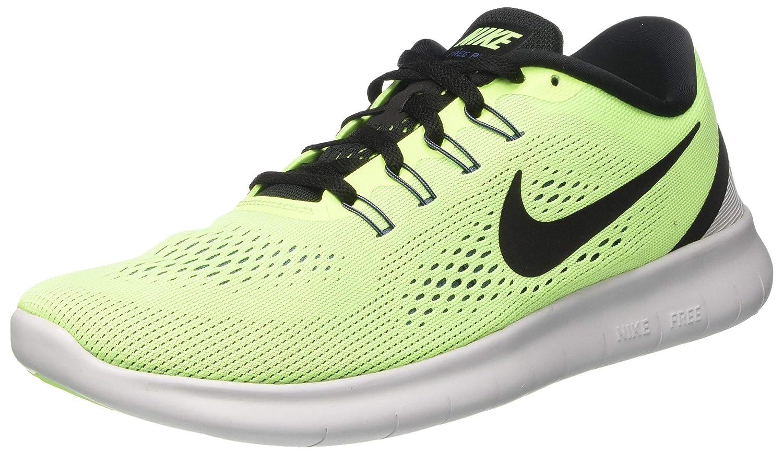 Nike Nike Nike Free Rn - Ghost Grün schwarz-Blau Moon 51a836