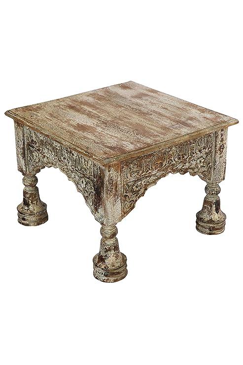 Beistelltisch Kleiner Tisch.Marokkanischer Couchtisch Beistelltisch Amila 60cm Groß