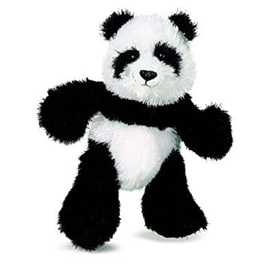 Webkinz Black And White Panda Plush: Toys & Games