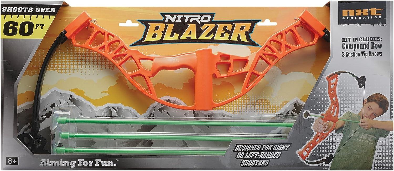 Amazon.com: NXT Gen Nitro Blazer arco compuesto Naranja ...