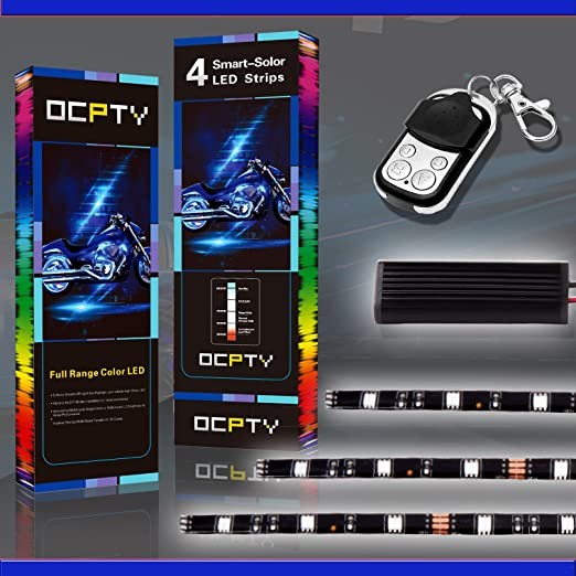 Review OCPTY 6Pack Multi-Color LED