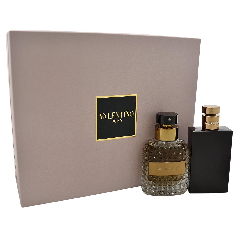 Amazon.com  Valentino Uomo Gift Set for Men  Health   Personal Care e260bdd03c6
