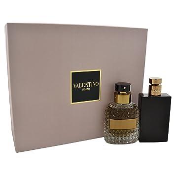 Valentino Valentino Uomo Conezione Regalo 50ml EDT + 100ml Gel Doccia   Amazon.co.uk  Beauty 052dc3aa042