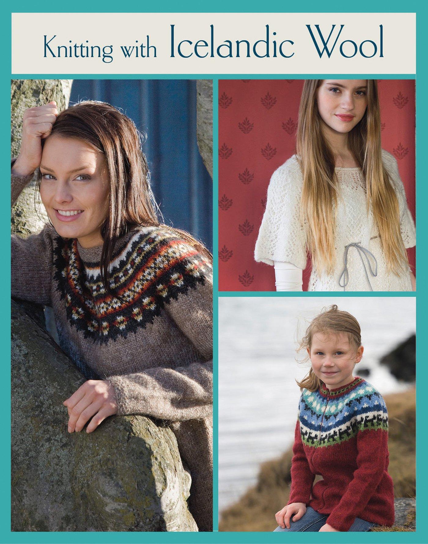 dd43ad0b083 Knitting with Icelandic Wool (Knit & Crochet): Vedis Jonsdottir ...