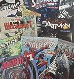 Comic Lot 76+ Books All Makers