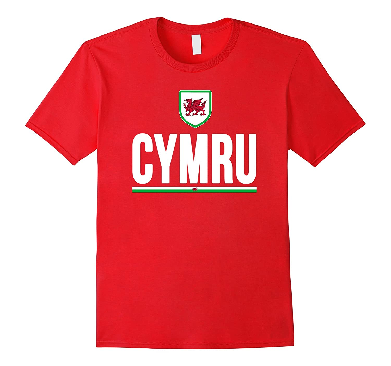 CYMRU T-SHIRT 2016 Welsh Tee Wales Flag Men Women Kids-CL
