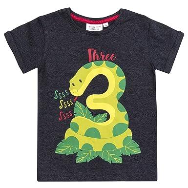 Childrens Boys Girls Birthday I Am Age Number T Shirt 1 2 3 4 5 6 Year Years Boy Amazoncouk Clothing