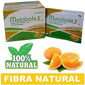 Digestivo Natural FIBRA NATURAL SABOR NARANJA