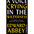 A Voice Crying in the Wilderness