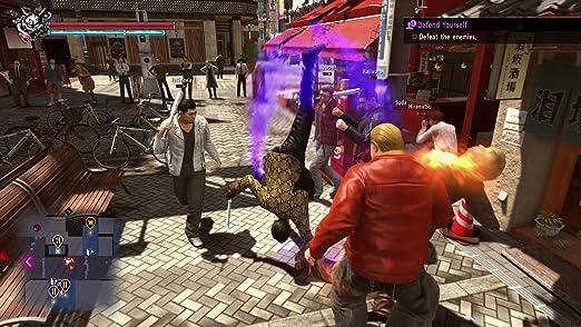 Yakuza Kiwami 2 - Steelbook Edition for PlayStation 4 USA: Amazon ...