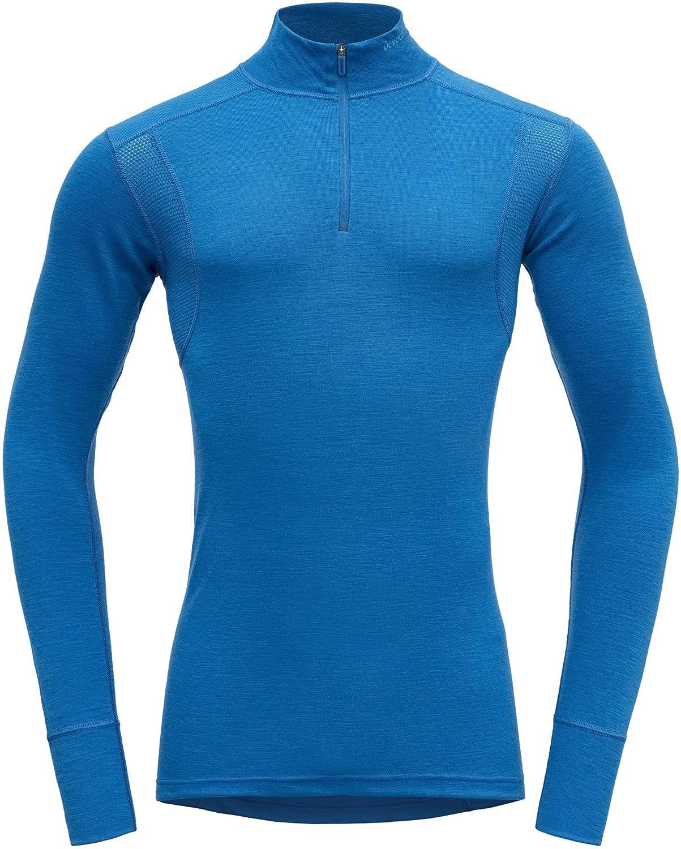 Devold 190 Hiking Shirt Longsleeve Men - Funktionsshirt aus Merinowolle