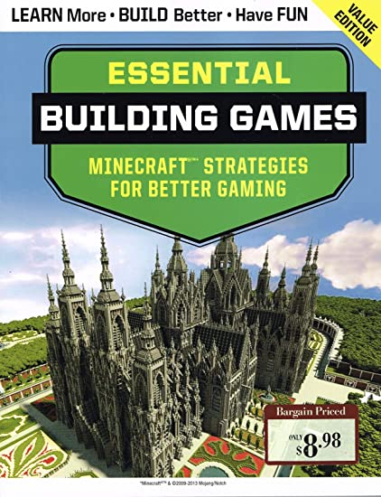 how to get better at building in minecraft