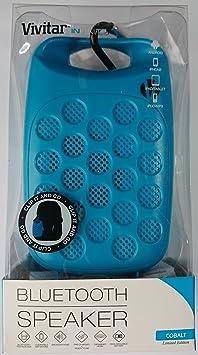 Review Vivitar Infinite Bluetooth Speaker