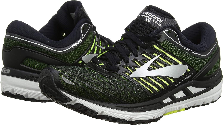 Brooks Transcend 5, Zapatillas de Running Hombre, 5G: Amazon.es: Zapatos y complementos