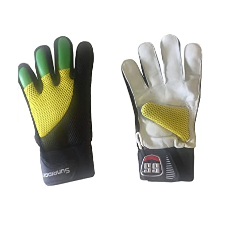 Amazon Com Ss Batting Gloves For Tennis Ball Cricket Sports