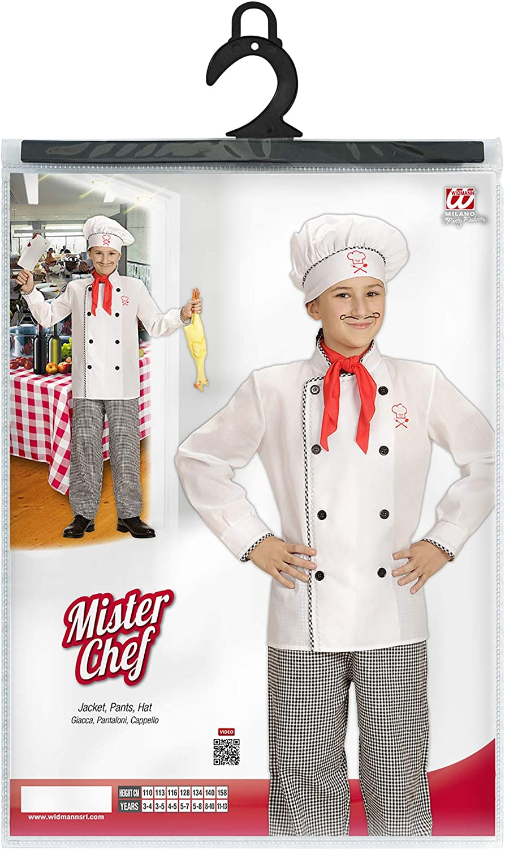 da cuoco WIDMANN/?/Costume per bambini