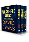 The Wakefield Series: books 1-3 (the Wakefield Series boxset)