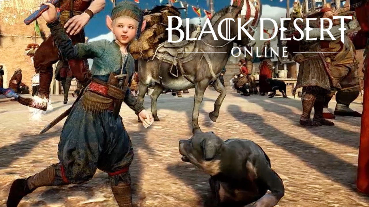 Black Desert Online - Opening Cinematic