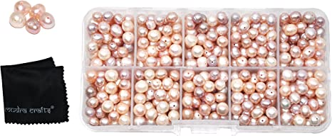 2mm Stainless Steel Lot of 5 Rose Gold 10mm Round Spacer Accent Beads Hole